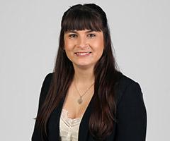 Mitarbeiter-Portrait von Lara Iseli